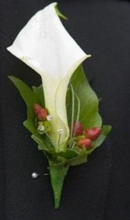 flower Boutonnieres in orlando,fl and spain