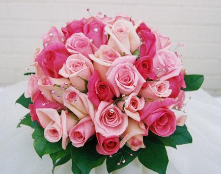 Rosas Bridal Bouquet